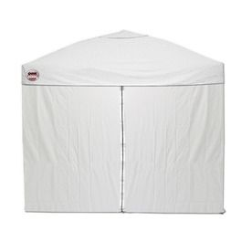 Quik Shade Accessories 4 Black Canopy