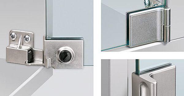 Glass Door Hinges Do It Yourself Hettich Glass Door Hinges Glass Door Door Accessories