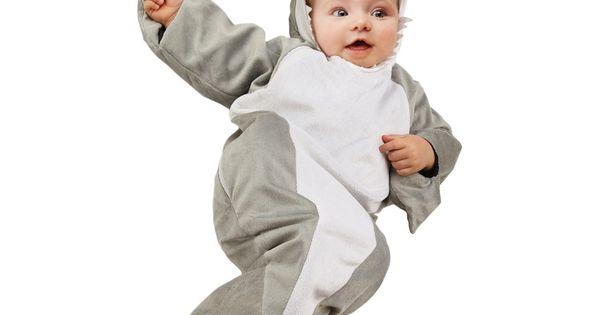 Baby Shark Costume: Baby Shark Bunting Costume
