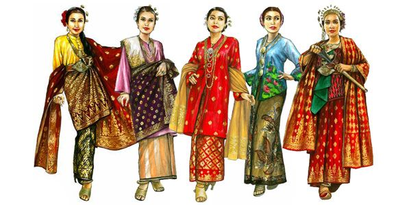 Traditional Malaysian Outfits Traditional Outfits Traditional