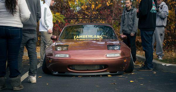 Cambergang Mazda Miata Miata Mx5