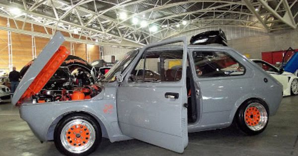auto mitiche fiat 127 tuning tuning pinterest cars bike rally and fiat cars. Black Bedroom Furniture Sets. Home Design Ideas