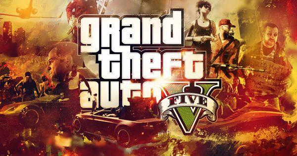 """GTA V (Grand Theft Auto Five) è il """"quinto"""" gioco della"""