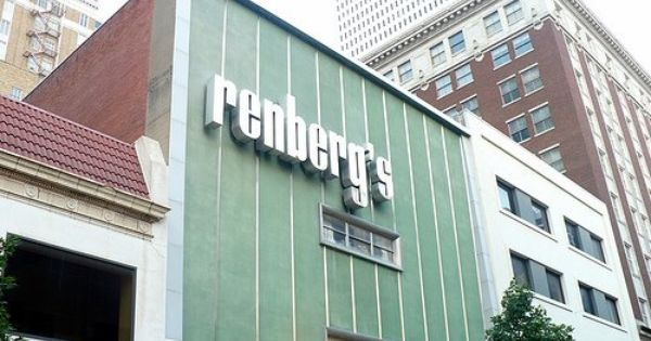 Renberg S Old Downtown Tulsa Where I Remember Shopping With My