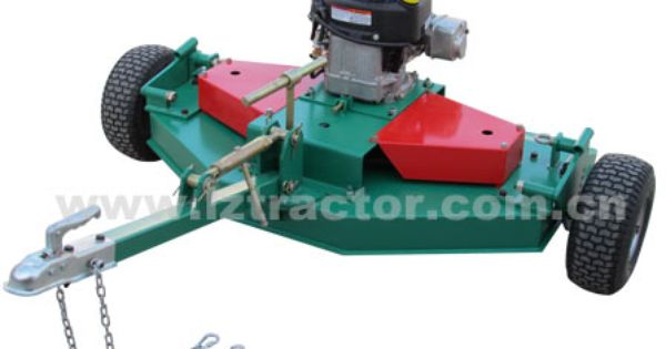 Best Finish Mower For Tractor : Atv finishing mower implements luzhong tractors