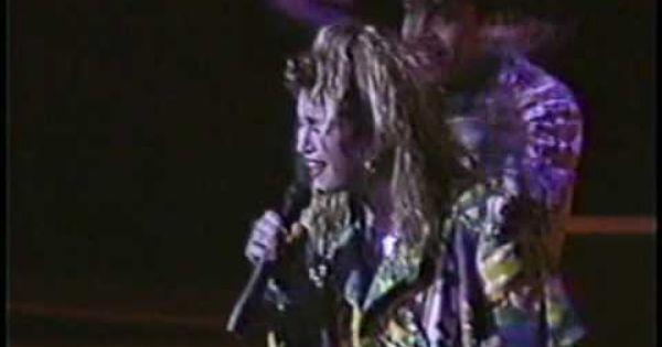 Maddona 1985 Radio City Music Hall Radio City Concert