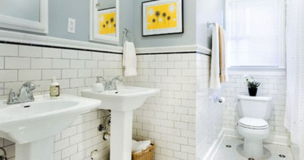 1930s bathrooms design ideas pictures remodel and decor for 1930 bathroom tile ideas