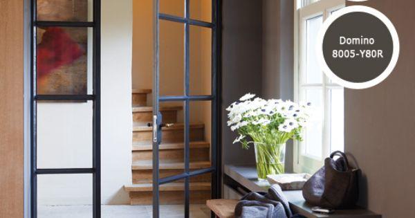 Ook de hal is een belangrijke ruimte in je huis het is de entree naar jouw thuis cre er daarom - Deco entree in het huis ...