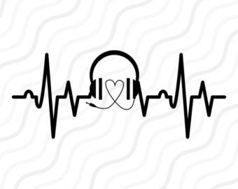 Image Result For Music Heartbeat Staff Music Tattoos Music Tattoo Designs Music Doodle