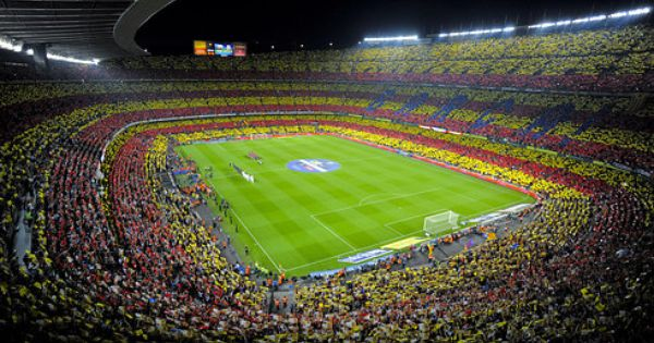 21 Soccer Stadiums You Should Watch A Game In Before You Die Camp Nou Soccer Stadium Camp Nou Barcelona Camp nou full hd wallpaper