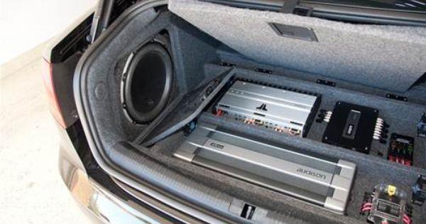 For Sale Audio Equipment Lots Of Custom B6 B7 Items Sub Enc Audio Equipment Car Audio Submarine