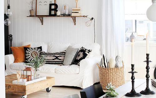 Inspiratie voor een warm interieur woonkamer pinterest interieur inspiratie - Interieur decoratie ideeen ...