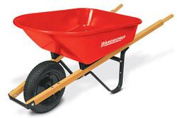 5 Cu Ft Wheelbarrow At Menards Small Retaining Wall Wheelbarrow Retaining Wall