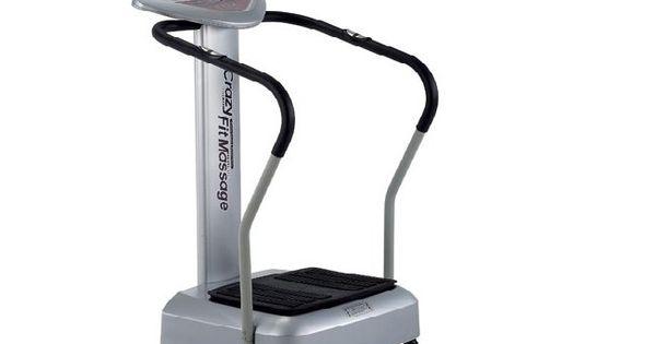 جهاز كريزي فيت مساج جهاز حرق الدهون بالاهتزاز Crizy Fit Fitness Home Appliances Gym Equipment
