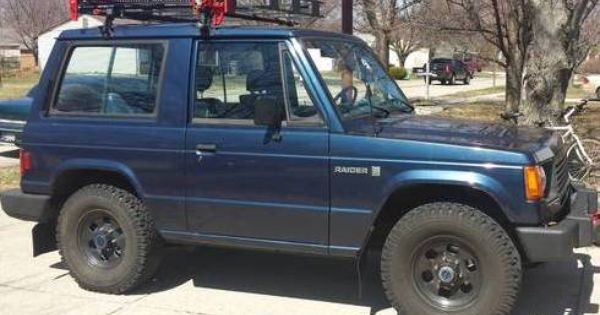 1988 Dodge Raider 4x4 Auto Ac For Sale In Southport Indianapolis
