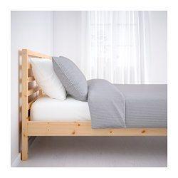 Ikea Mobler Inredning Och Inspiration Bed Frame Wood Bed Frame Solid Wood Bed Frame