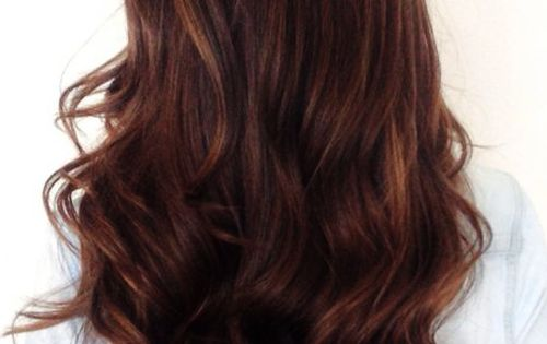 Brunettes | The 15 Prettiest Summer Highlights [ ombre sombre highlights naturalhighlights