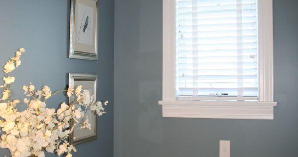 Behr Dark Storm Cloud For Cabinet Home Pinterest
