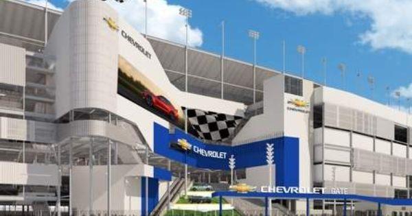 Chevrolet Becomes 3rd Founding Partner Of Daytona Rising News Journalonline Com Chevrolet Automotive News Daytona International Speedway