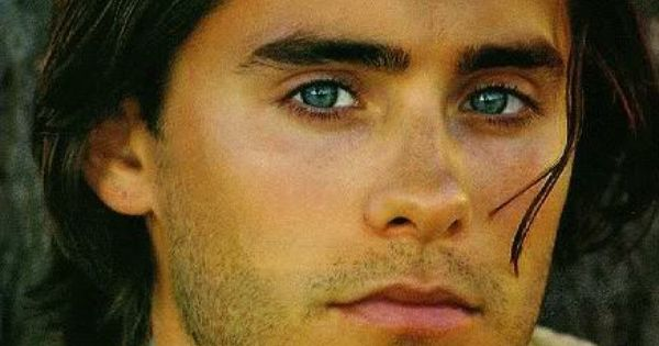 Jared Leto, lead singer of 30 Seconds to Mars.   Gorgeous ...