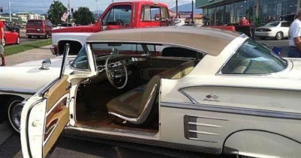 Extremely Rare 1958 Chevy Impala Hardtop 50th Anniversary Honey