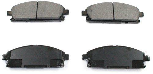 Durago Bp691 Ms Front Semi Metallic Brake Pad Ceramic Brake Pads Ceramic Brakes Brake Pads