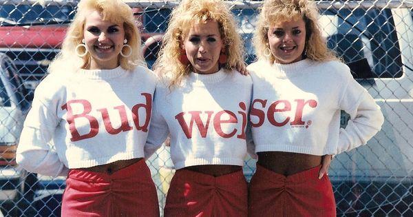 Vintage Bud Girls Bud Girl Things Love Budweiser