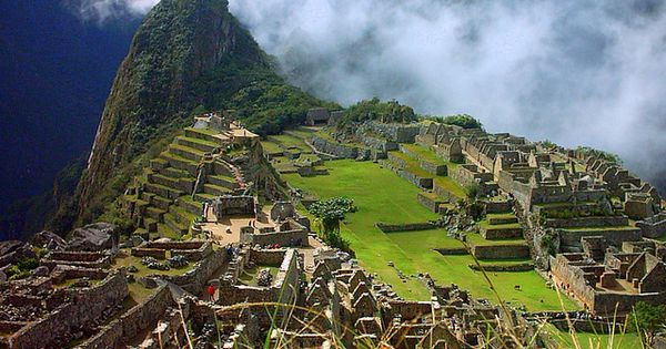 Machu Picchu. Peru. South America. On the bucket list.