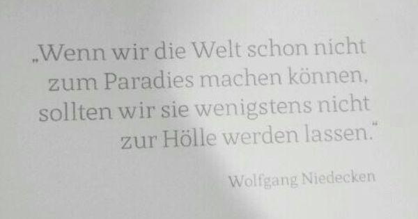 Wolfgang Niedecken Wolfgang Niedecken Ich Liebe Dich Spruche Gedanken