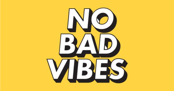 Home design positive vibes only - No Bad Vibes Iphone Wallpaper Iphone Wallpaper