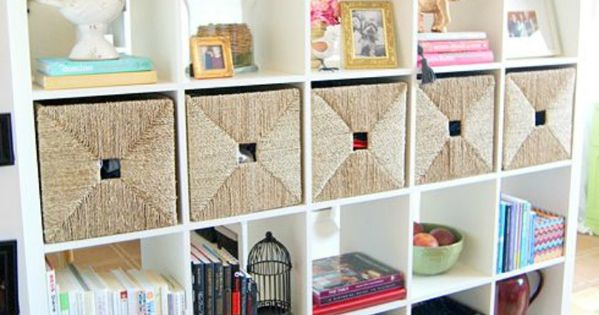 diy-shelving-with-style-and-organization-tips-ideas-ikea-cube-shelving   Mindy CREATIVE JUICE   @getcreativejuice.com