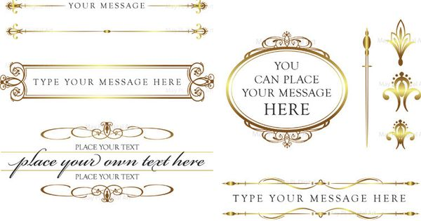 Clipart For Wedding Invitations Free: Word Clip Art Wedding Embellishments