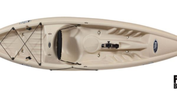 Kayak angler magazine recommends the castaway 100 as a for Best fishing kayak under 400