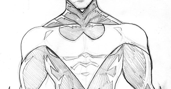 nightwing new 52 coloring pages - photo#16