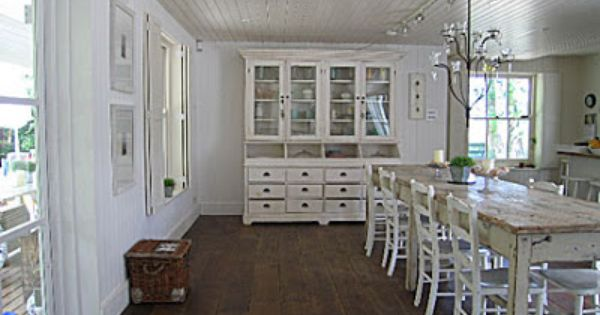 Kitchen Built In And Harvest Table Serendipity Refined