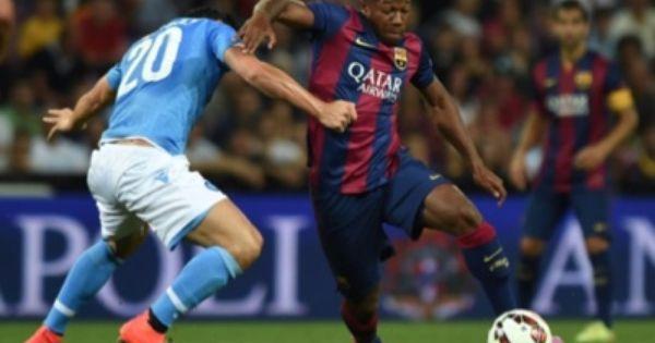 Barcelona Winger Adama Traore In Liverpool For Medical Liverpool Transfer News Transfer News Football Transfer News