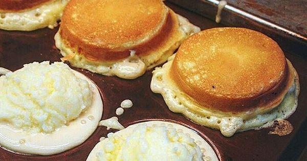 Custard Wheel Cake Recipe