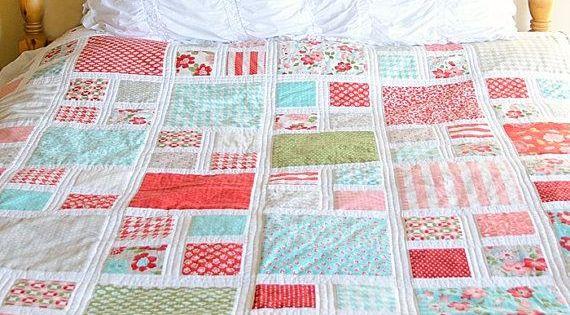 Grandma S Window Quilt Pattern Pdf Quilt Patterns Free