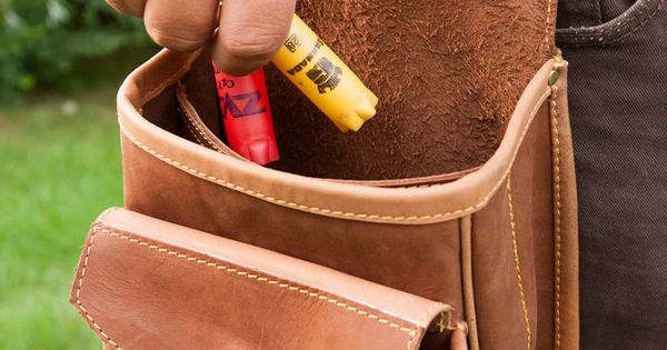 Bertus Shell Pouch Cartridge Belt Bag Clay Shooting Target ...