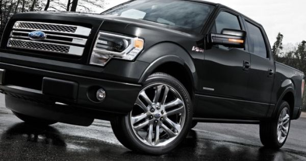 First Drive 2013 Ford F 150 Limited Review Ford F150 Ford Trucks 2014 Ford F150