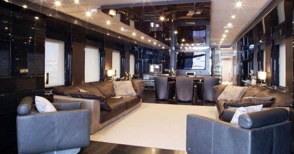 Luxury Yacht Interior Design By Noor Oak Veneer