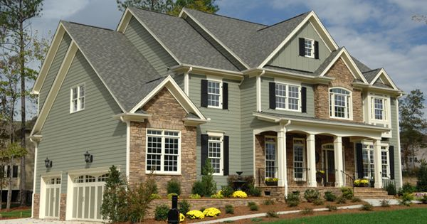 Can Vinyl Siding Be Painted Green House Exterior House Exterior Green Siding