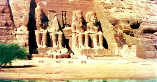 Abusimbel, Egypt