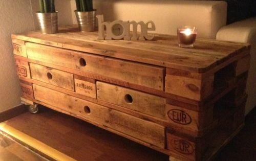 m bel aus paletten 33 wundersch ne kreative ideen f r ihr zuhause home pinterest m bel. Black Bedroom Furniture Sets. Home Design Ideas