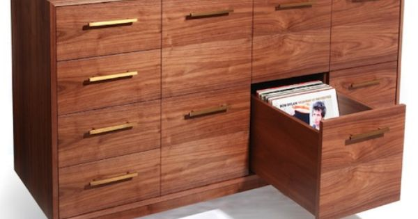 meuble hi fi vintage atocha design kugrovinyl pinterest record storage vinyl shelf and. Black Bedroom Furniture Sets. Home Design Ideas