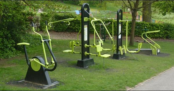 Outdoor Fitness Equipment Google Search Sporty