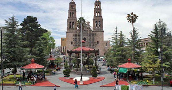 Plaza De Armas Chihuahua Mexico Chihuahua Mexico Park