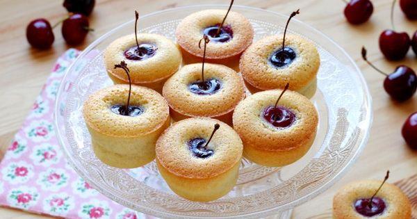 Comment faire des mini moelleux la cerise 12 photos for Dessert avec des cerises fraiches