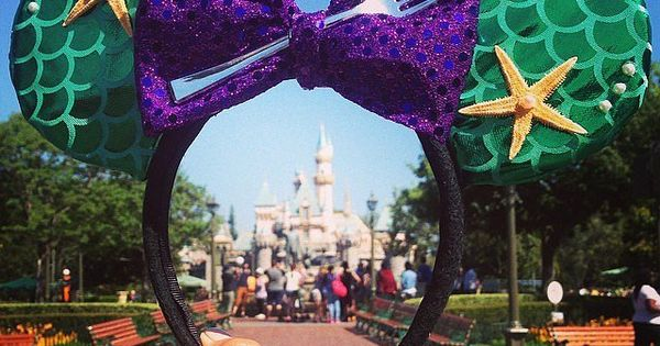 Unique Disney Ears That Open Up a Whole New World of Vacation