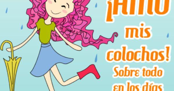 Amor Por Los Colochos Curly Hair Styles Lol Curly